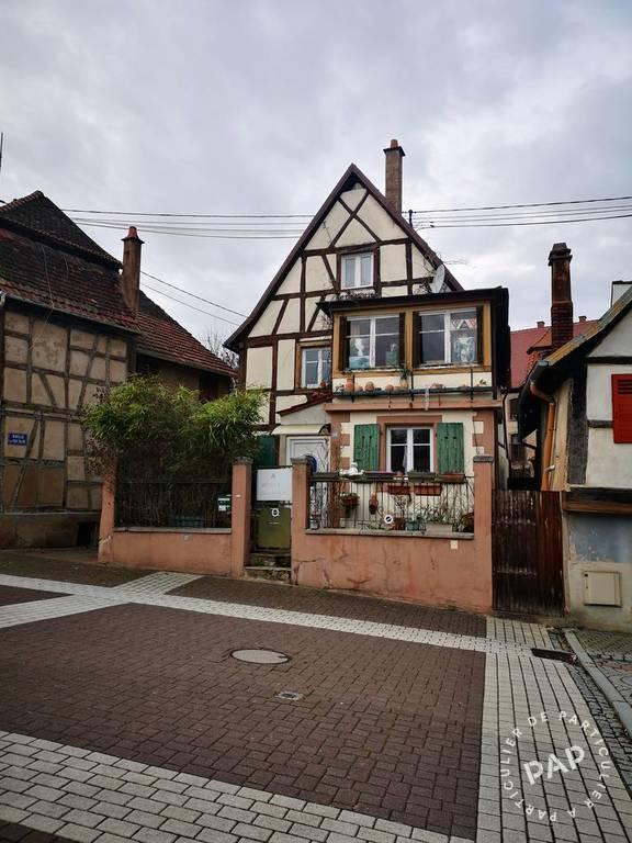 Vente Maison Bouxwiller (67330) 100m² 80.000€