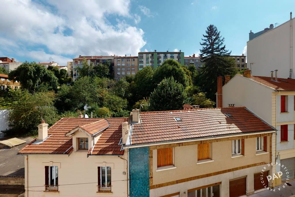 Vente appartement 4 pièces Saint-Étienne (42)