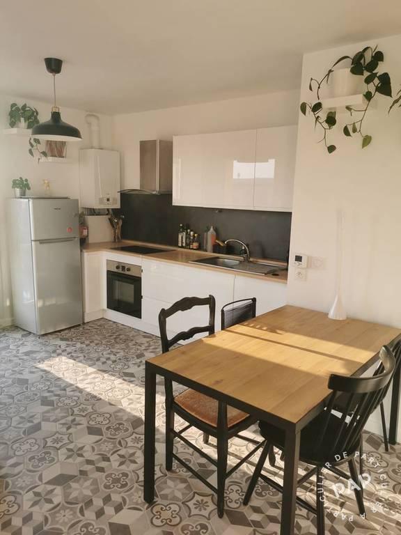 Vente appartement 3 pièces Meyzieu (69330)
