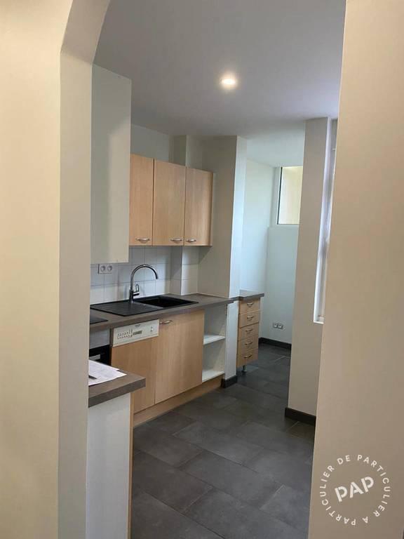 Vente appartement 4 pièces Lyon 8e
