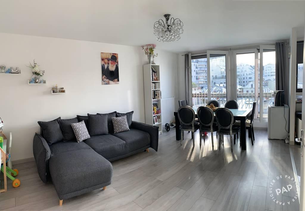 Vente Appartement Paris 19E 70m² 580.000€