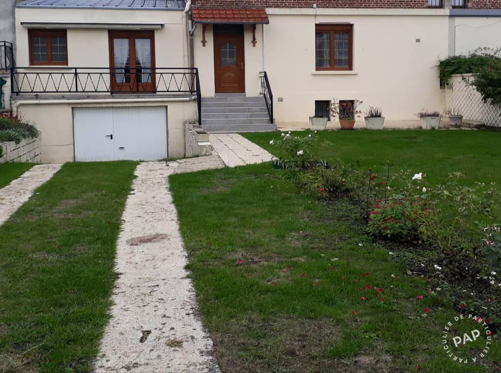Vente maison 4 pièces Saint-Quentin (02100)
