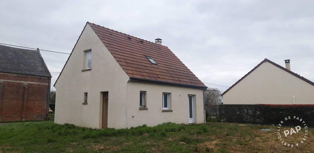 Vente maison 5 pièces Flavy-le-Meldeux (60640)