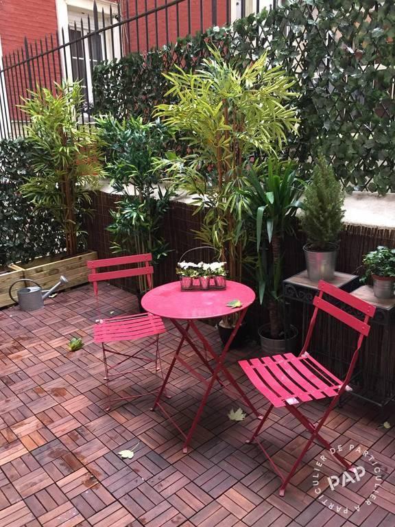 Location Appartement Paris 17E (75017) 13m² 780€