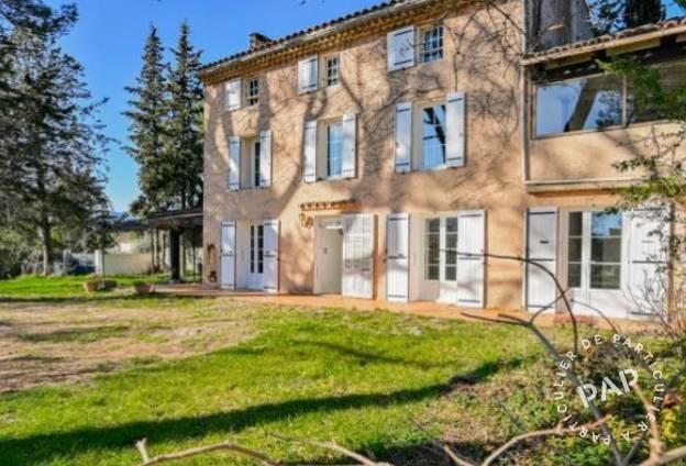 Vente maison 8 pièces La Bouilladisse (13720)