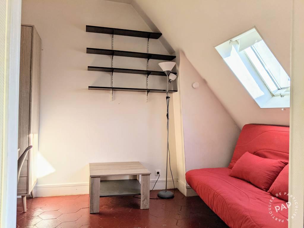 Vente appartement studio Paris 3e