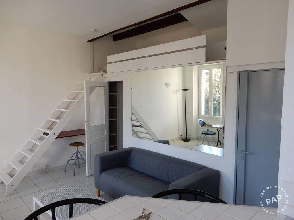 Vente appartement studio Marseille 8e