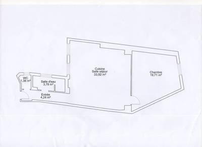 Vente appartement 2pièces 63m² Paris 2E (75002) - 650.000€