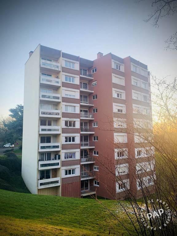 Vente appartement 4 pièces Le Creusot (71200)