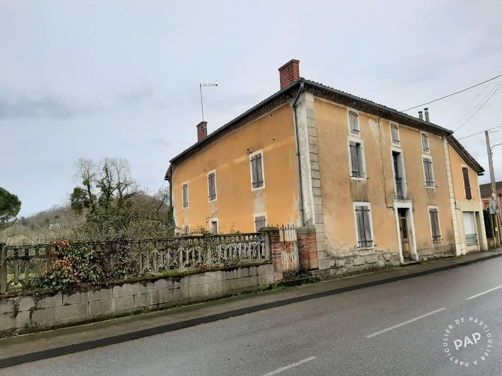 Vente maison 8 pièces Mane (31260)