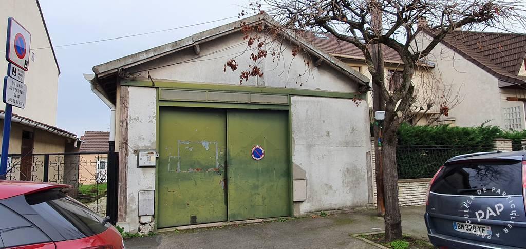 Vente et location Local d'activité Drancy (93700) 126m² 220.000€