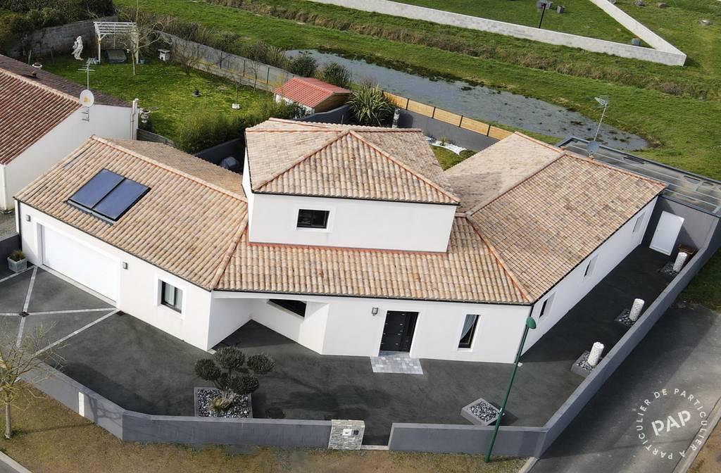Vente maison 8 pièces La Roche-sur-Yon (85000)