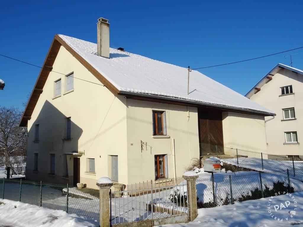 Vente maison 6 pièces Péseux (25190)