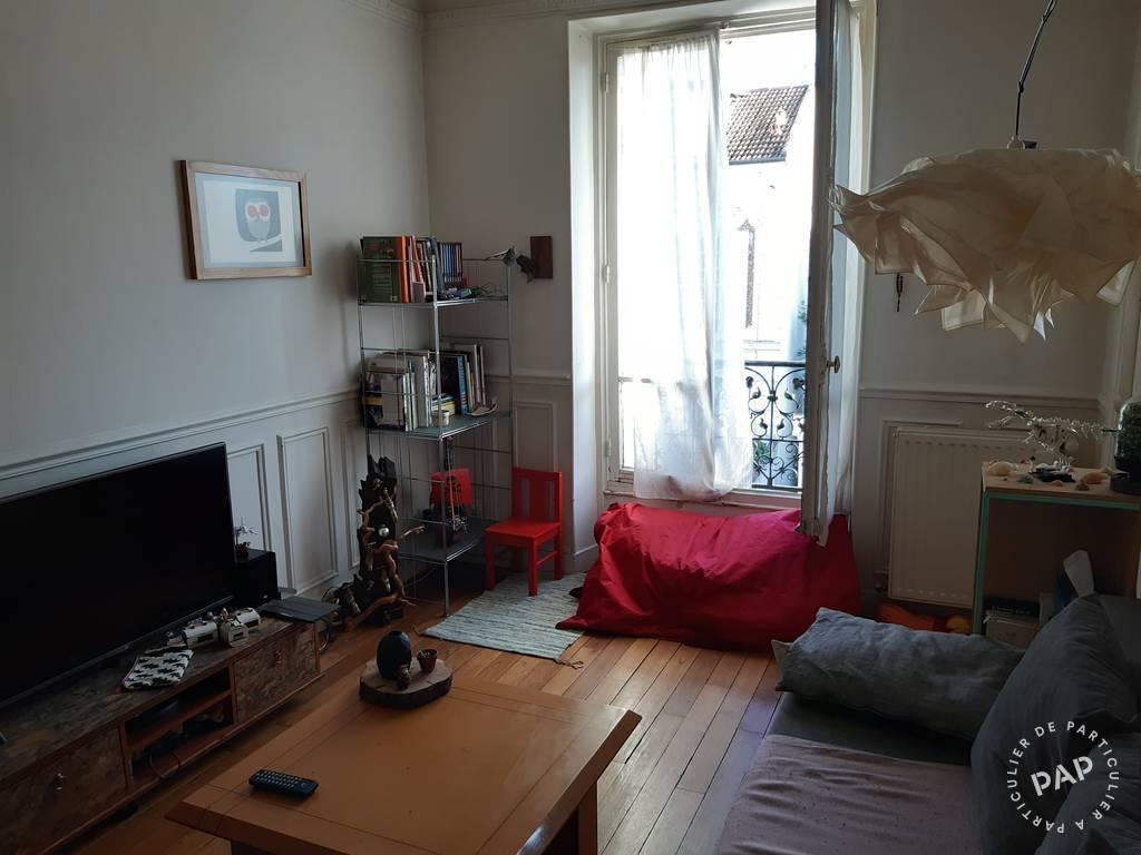 Vente appartement 3 pièces Fontenay-sous-Bois (94120)