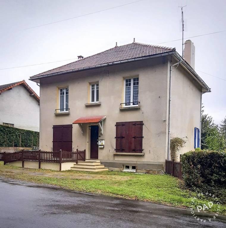 Vente maison 8 pièces Saint-Christophe (16420)