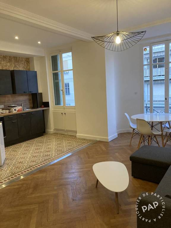 Location Appartement Nice (06000) 63 m² 1.280 €