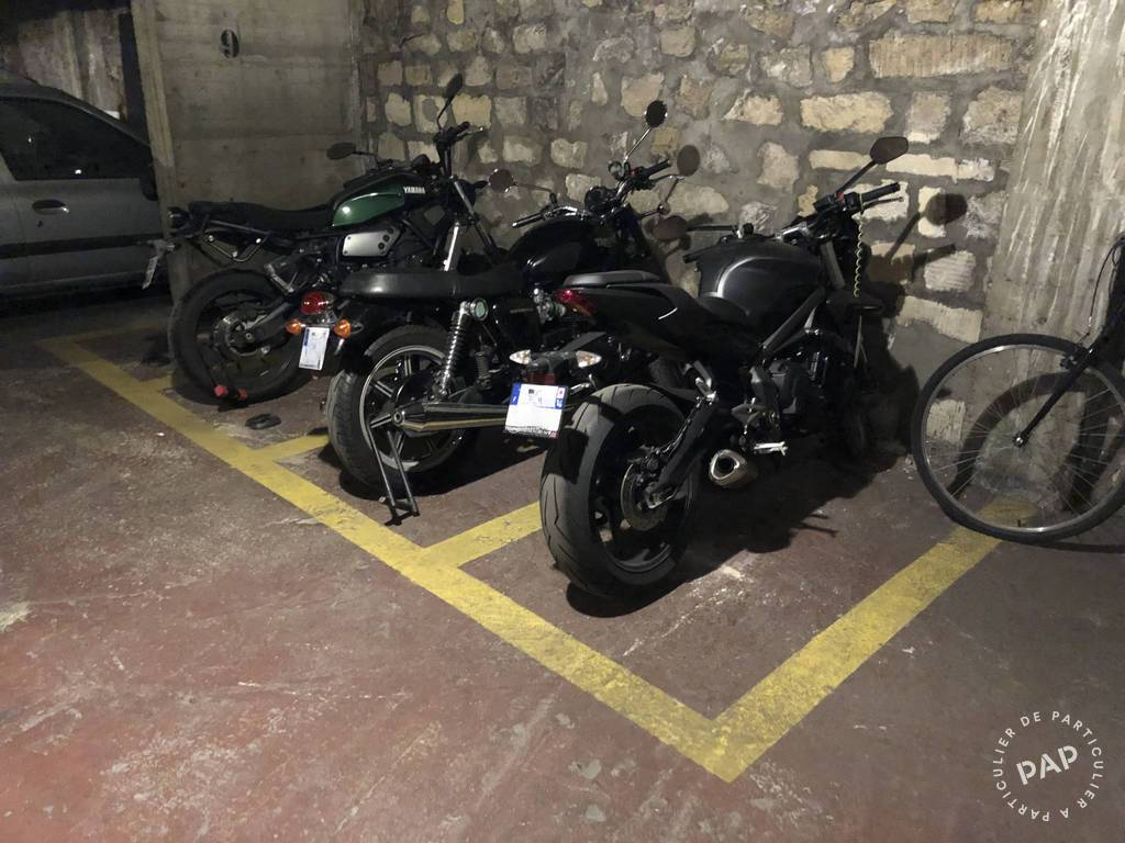 Location Garage, parking Paris 19E (75019)  45 €