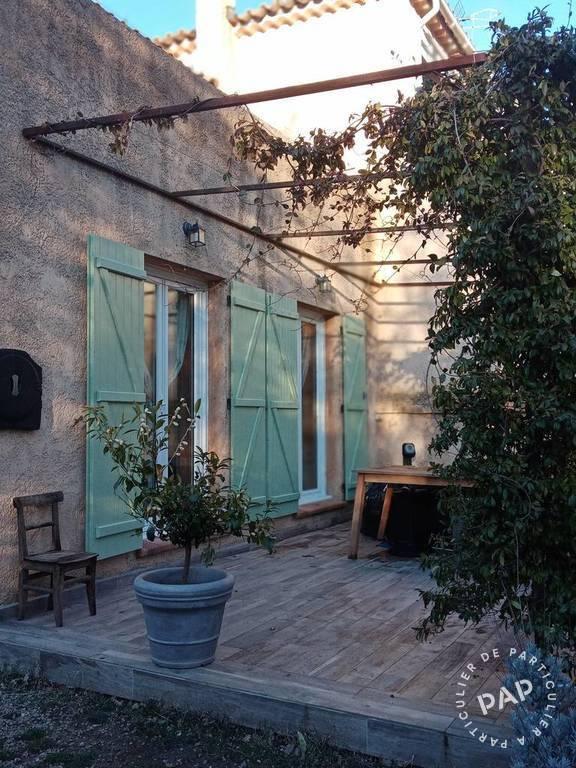 Vente maison 5 pièces Saint-Vallier-de-Thiey (06460)