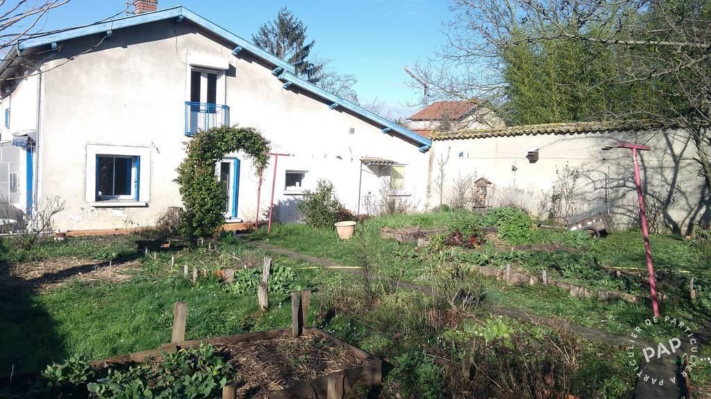 Vente maison 7 pièces Décines-Charpieu (69150)
