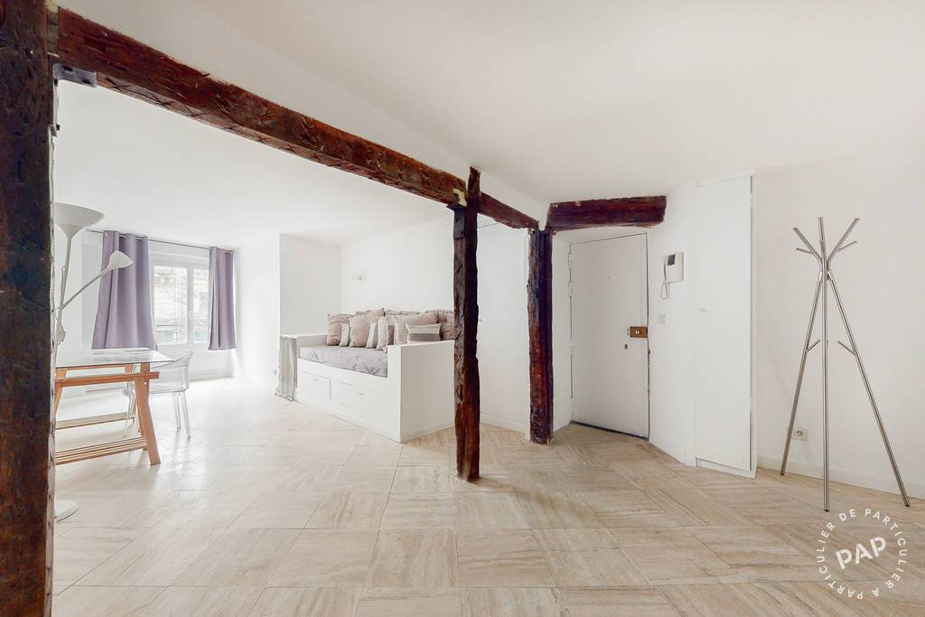 Vente Appartement Paris 2E (75002) 49 m² 610.000 €