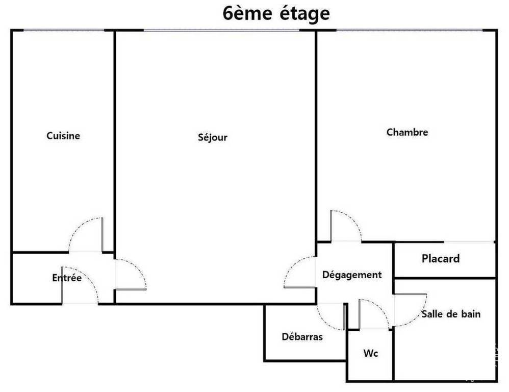 Vente Appartement Paris 19E (75019) 42m² 377.000€