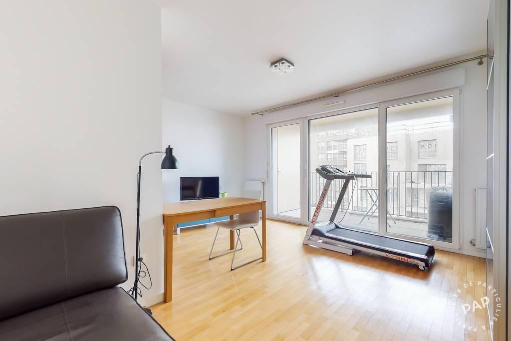 Vente Appartement + Loggia 6M² + 1 Parking Privé Sous Sol- Massy Atlantis