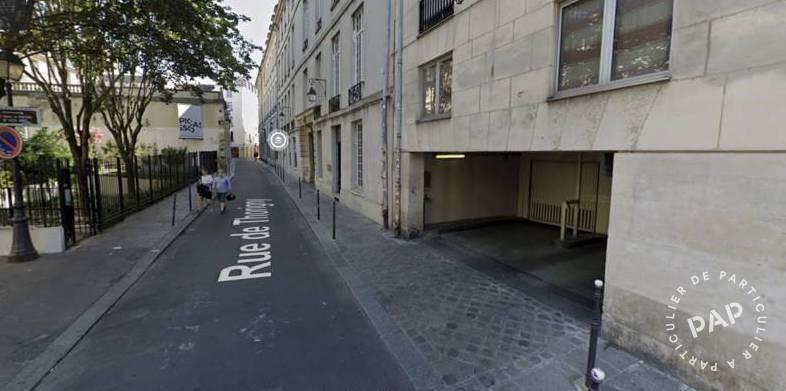 Location Garage, parking Paris 3E (75003)