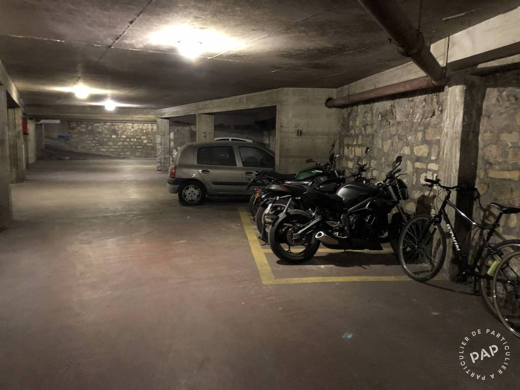 Location Garage, parking Paris 19E (75019)