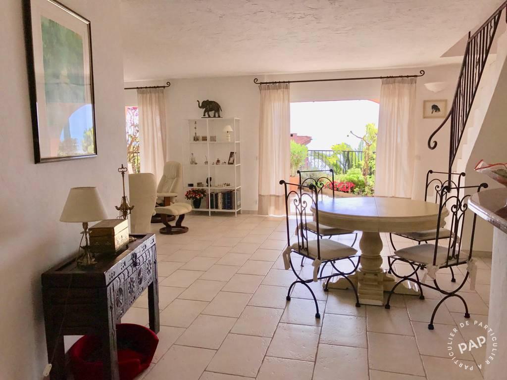 Appartement Théoule-Sur-Mer (06590) 1.000.000€