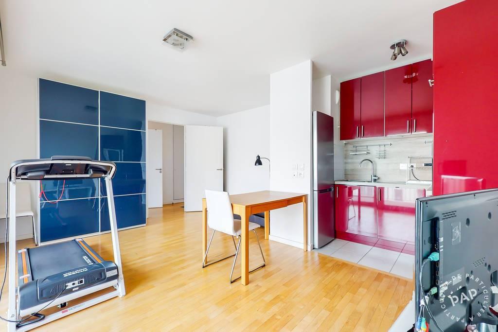 Appartement + Loggia 6M² + 1 Parking Privé Sous Sol- Massy Atlantis 285.000€