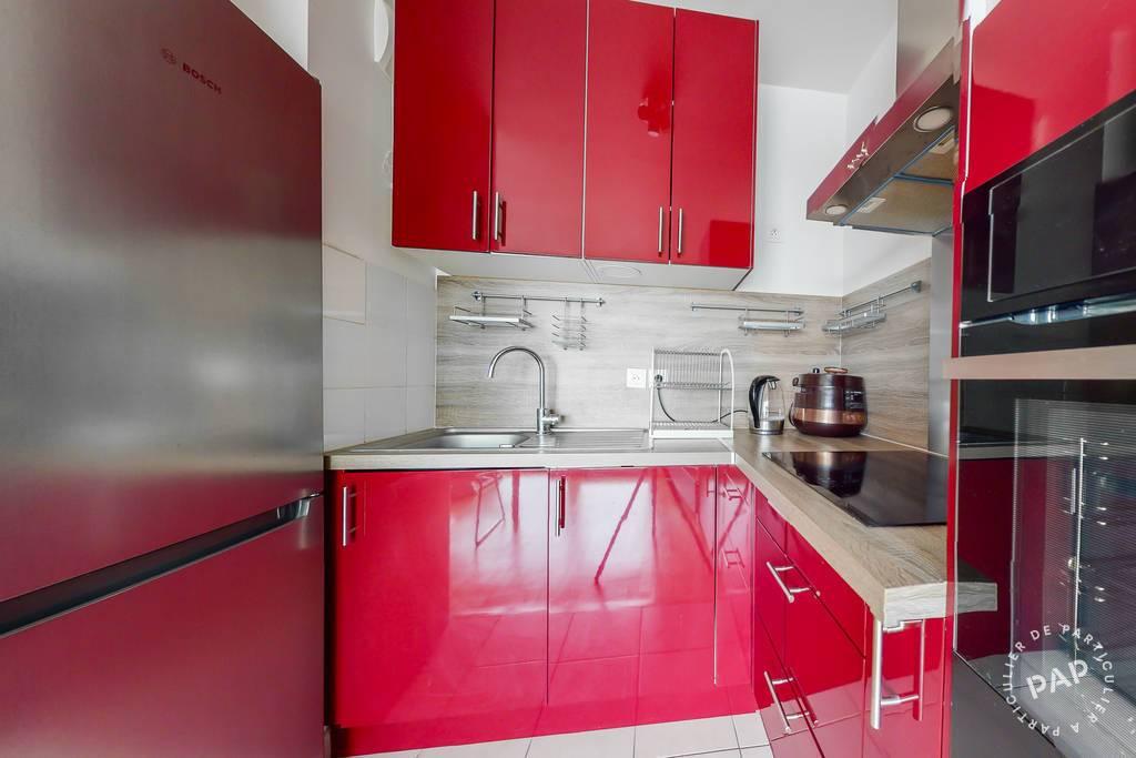 Appartement 285.000€ 44m² + Loggia 6M² + 1 Parking Privé Sous Sol- Massy Atlantis