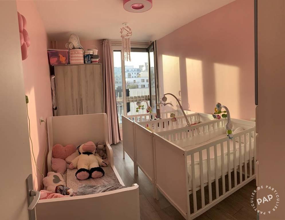 Appartement 580.000€ 70m² Paris 19E
