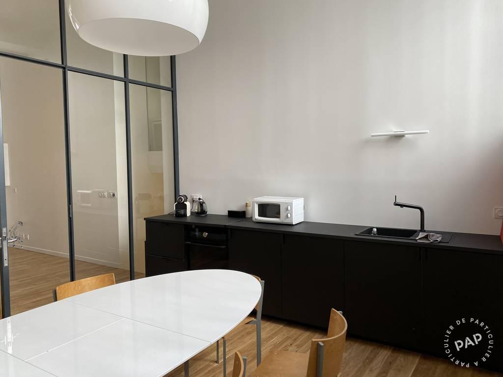 Bureaux et locaux professionnels 3.000€ 55m² Paris 2E (75002)