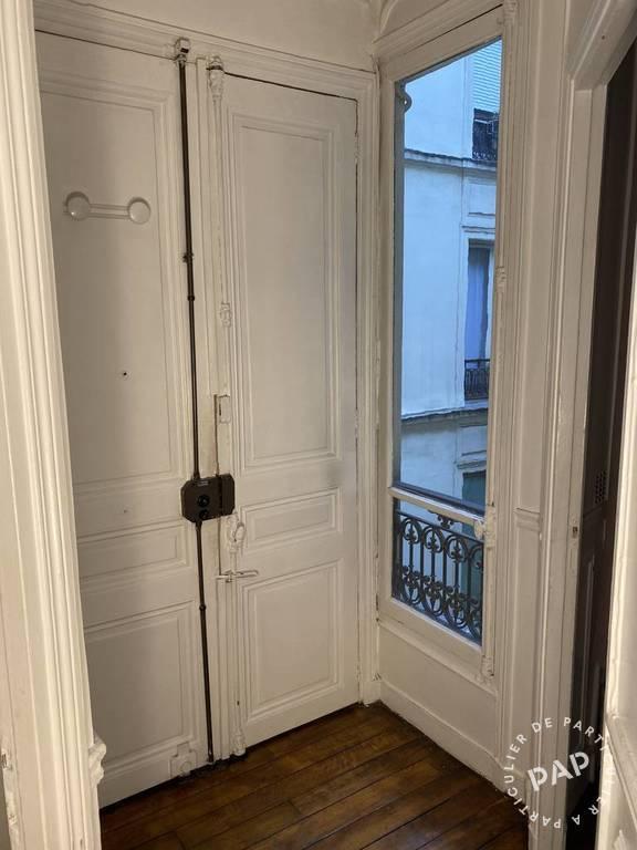 Vente Paris 2E (75002) 49m²