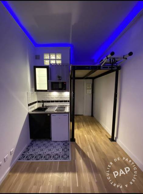 Immobilier Paris 10E 160.000€ 12m²