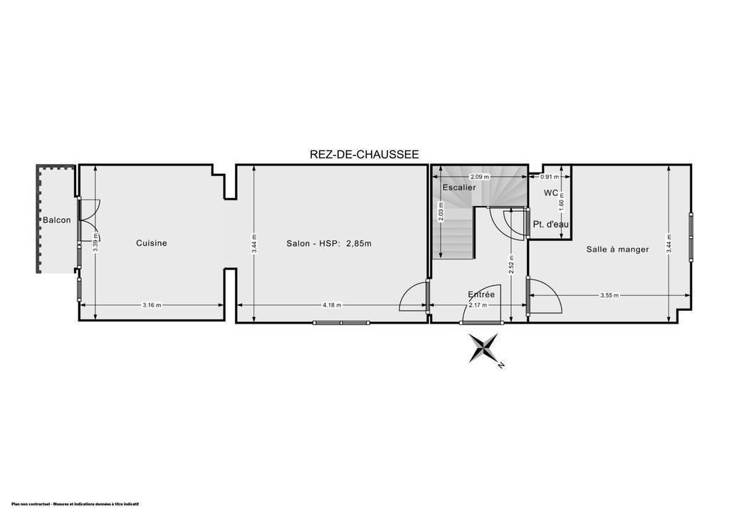Vente Maison Rueil-Malmaison (92500) 120m² 860.000€