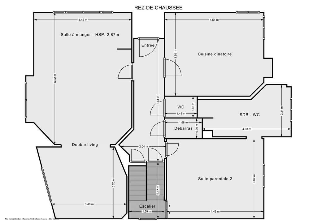 Vente Maison Deauville (14800) 170m² 847.000€