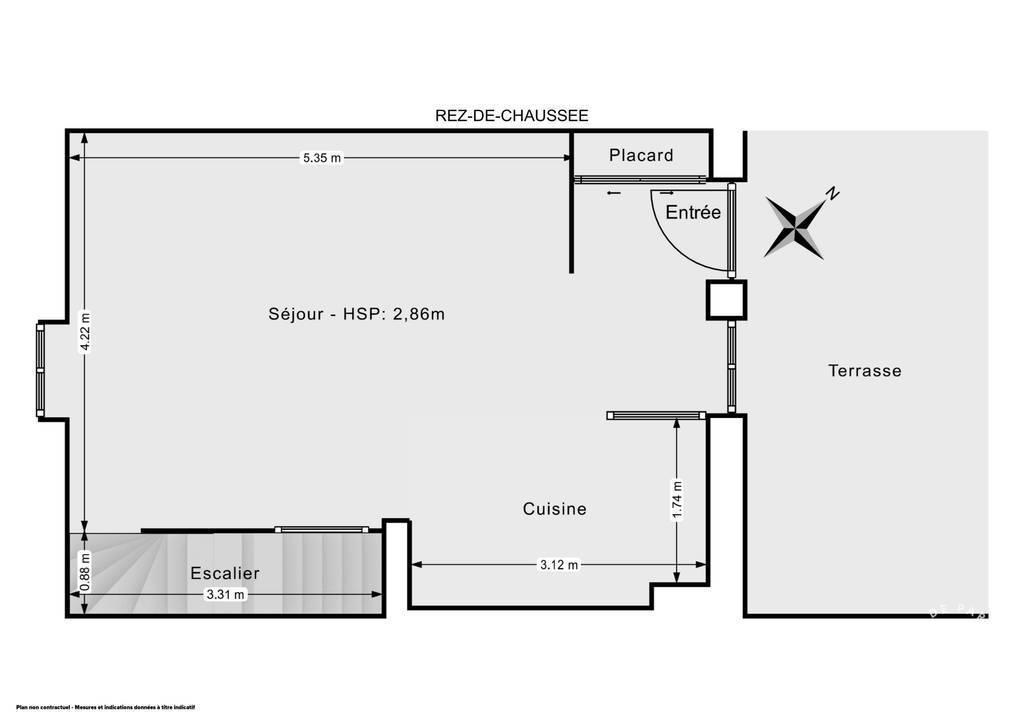 Vente Maison Pithiviers (45300) 78m² 117.000€