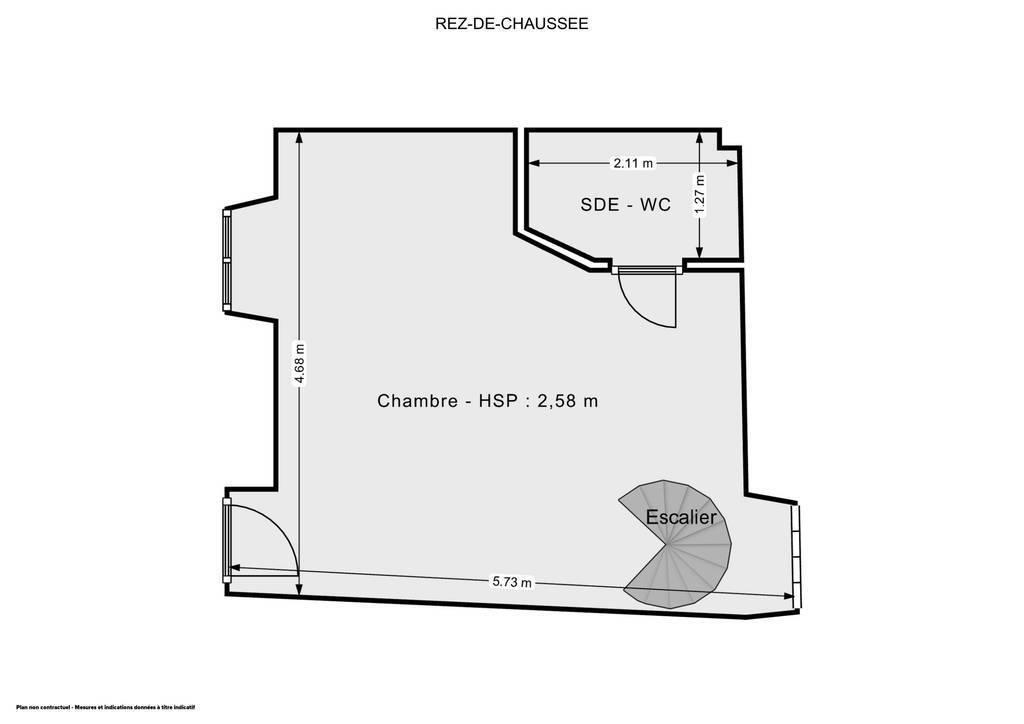 Vente Maison Saint-Germain-Du-Crioult (14110)