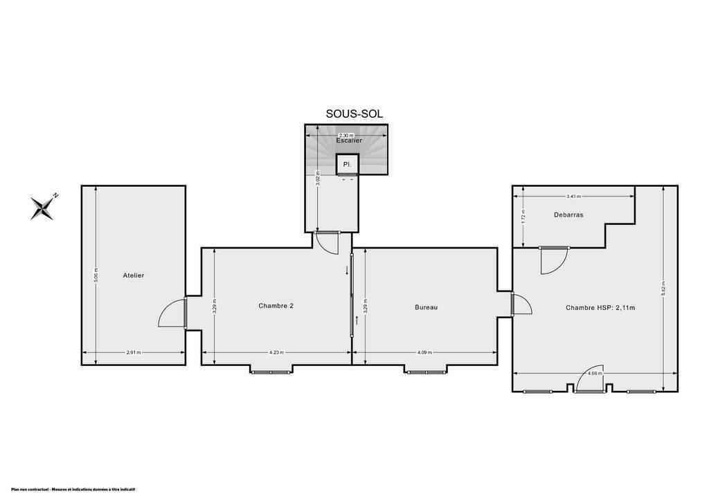 Maison Nanterre (92000) 1.590.000€