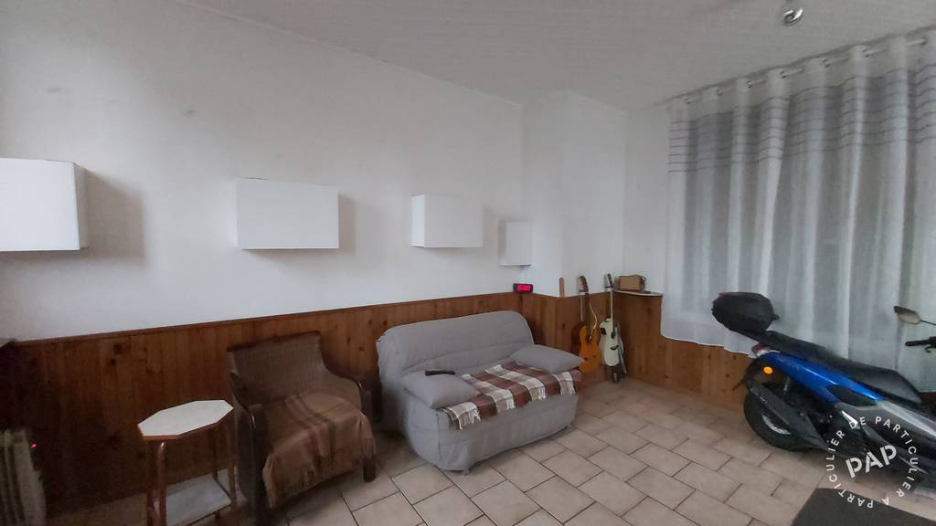 Vente appartement studio Dives-sur-Mer (14160)