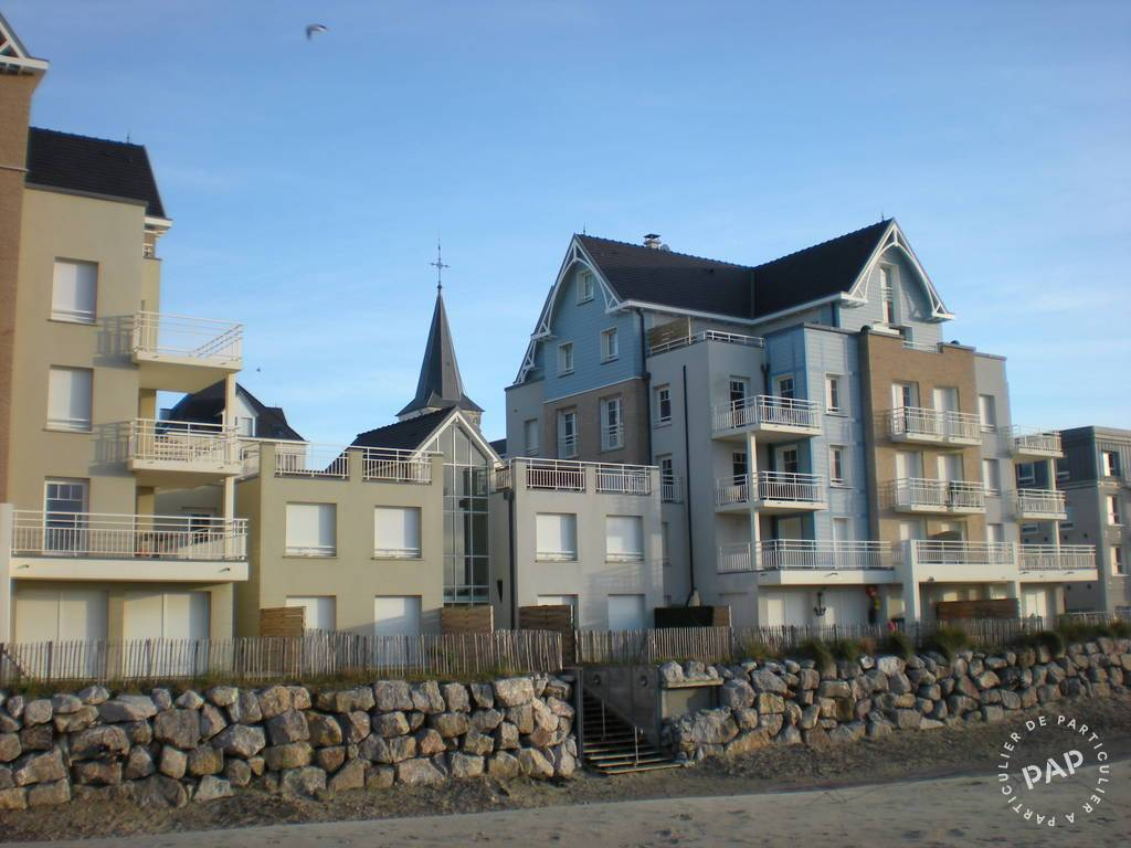 Vente appartement studio Berck (62600)