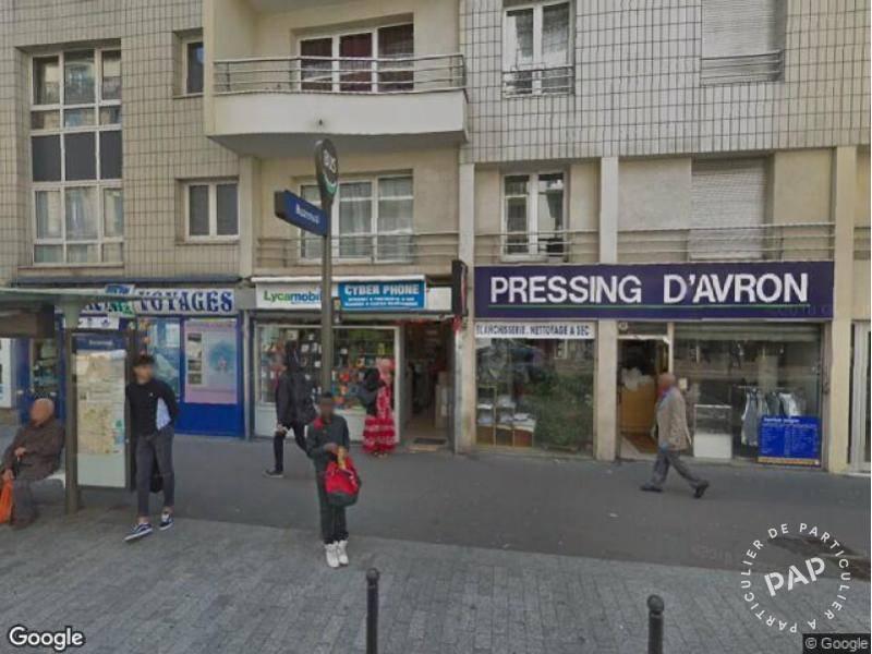 Vente et location Fonds de commerce Paris 20E (75020) 30m² 168.000€