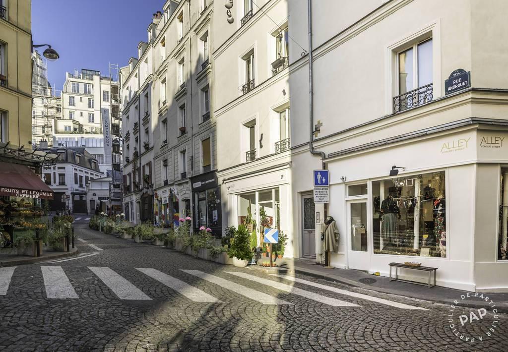 Vente et location Local commercial Paris 18E (75018) 30m² 2.300€