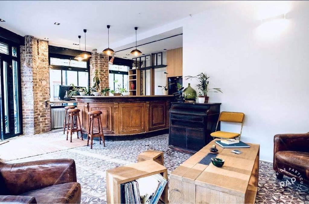 Vente et location Local commercial Ivry-Sur-Seine (94200) 110m² 600.000€