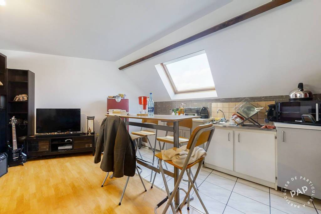 Vente appartement studio Yerres (91330)