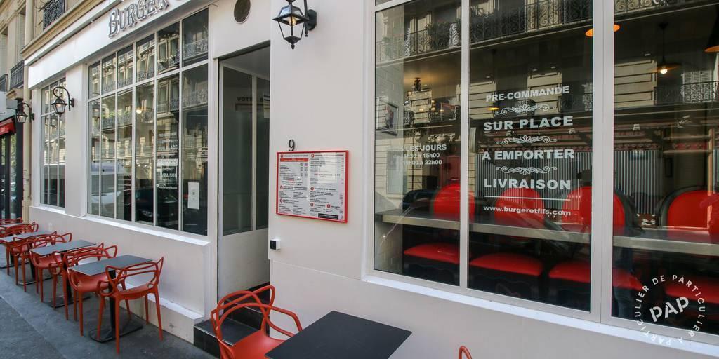 Vente et location Fonds de commerce Paris 8E (75008)  440.000€