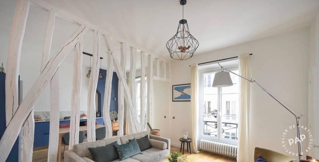 Vente Appartement Paris 9E (75009) 55m² 750.000€
