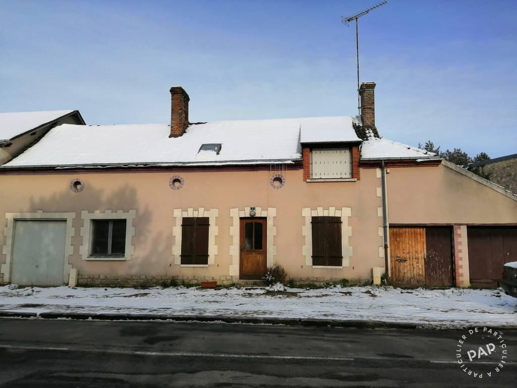 Vente maison 6 pièces Chailly-en-Gâtinais (45260)