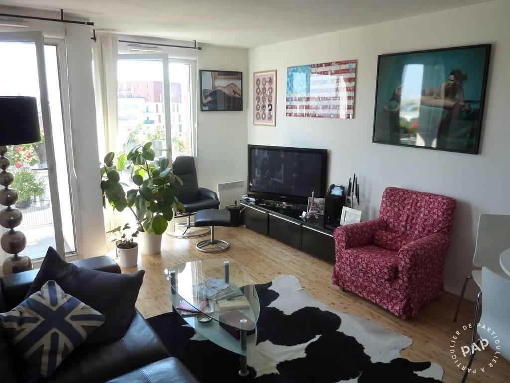 Vente Appartement Saint-Ouen (93400) 58m² 435.000€
